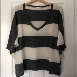 Minnie Rose cashmere sweater
